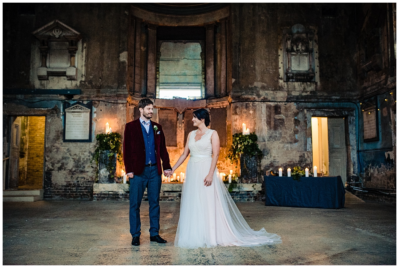 The Asylum Peckham Wedding Photographer